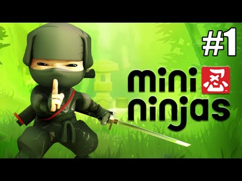 mini ninjas xbox 360 review