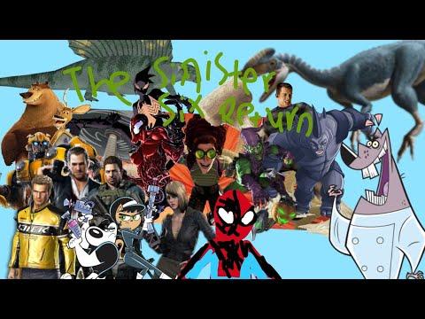 Spiderman Junior Primeval Episode 7