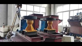 Sand washing machine using in glass sand, frac sand,construction sandfor sale youtube video