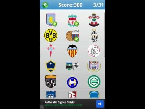 Video of Football Logo Quiz Plus