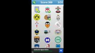 Football Logo Quiz Plus YouTube video