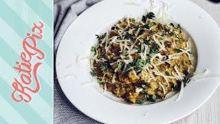 Autumn Squash & Sausage Risotto Recipe | Jamie Oliver's Super Food Family Classics | Katie Pix by Katie Pix