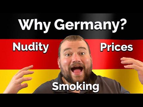 My German Culture Shocks as an American