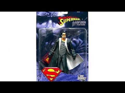 Video New YouTube  video for the Superman Last Son Action Figure Zod