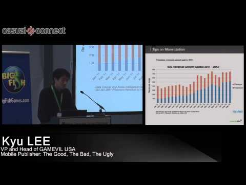 Mobile Publisher: The Good, The Bad, The Ugly | Kyu LEE
