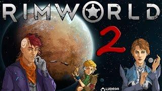 RimWorld Gameplay Español - Ola de calor Ep 2