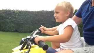 6. ATV Quad for kids