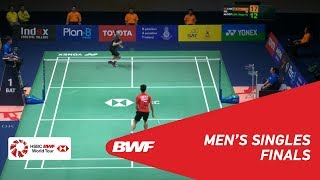 Video F | MS | LIN Dan (CHN) [1] vs LOH Kean Yew (SNG) | BWF 2019 MP3, 3GP, MP4, WEBM, AVI, FLV Januari 2019