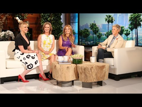 An Exclusive Look at 'Fuller House'