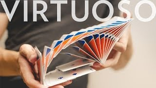 Get the only deck designed for cardistry & card flourishing now at http://thevirts.com/cards. Get free cardistry tutorials with the new ...