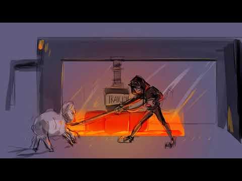DIZZY  --  KARMALAND Evil Luzu (Animatic)