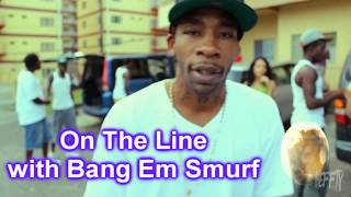 BANG EM SMURF TALKS ABOUT TRAV,SLOWBUCKS & THE REASON 50cent  CREATED G-UNIT