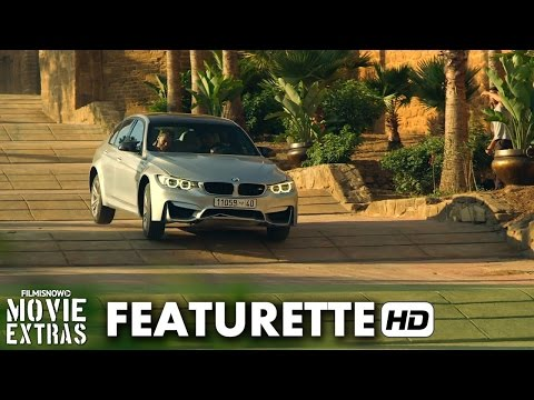 Mission: Impossible - Rogue Nation Blu-ray/DVD (2015) Featurette - Cruise in Car