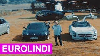 Gazmend Rama GAZI - Edi Gjentelmen (Official Video) 4K