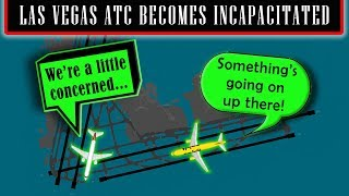 Video [REAL ATC] Las Vegas controller suffers a stroke while on duty. MP3, 3GP, MP4, WEBM, AVI, FLV November 2018
