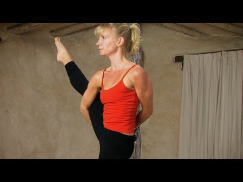 Yoga sequence to Paradise Bird Pose