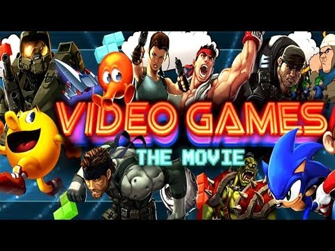 VIDEO GAMES : THE MOVIE Trailer (2014)