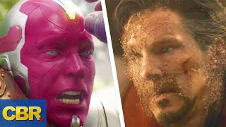 Video Why Losing Dr. Strange And Vision Was A Good Thing (Marvel) MP3, 3GP, MP4, WEBM, AVI, FLV Desember 2018