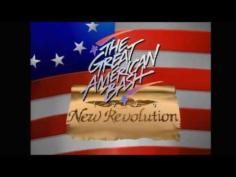 Wcw Great American Bash Tour 1990 Night 3 Highlights  Night 4