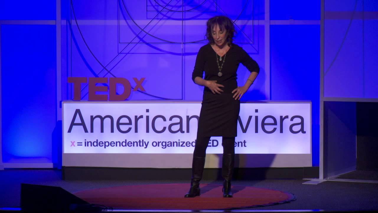 "Judith Orloff's TEDxAmericanRiviera talk on ""The ecstasy of surrender"""