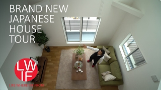 Video Brand New Japanese House Tour MP3, 3GP, MP4, WEBM, AVI, FLV Agustus 2019