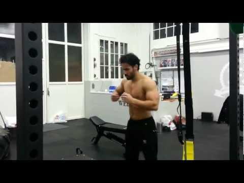 ALL STARS Athlet Ünsal Yüksel - Crazy workout