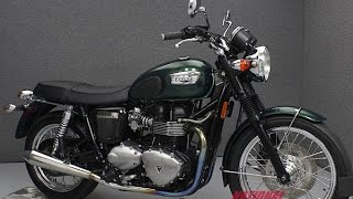 4. 2007  TRIUMPH  BONNEVILLE - National Powersports Distributors