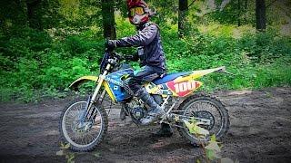 7. Husqvarna WRE 125 - Jumps, Wheelies, Enduro, Fun | GoPro