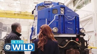 Download Video Inside A Tier 4 Locomotive: From Engine Building To Train Monitoring - In The Wild - GE MP3 3GP MP4