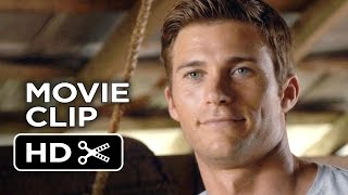 The Longest Ride Movie CLIP - Bull Riding Lesson (2015) - Britt Robertson, Scott Eastwood Movie HD