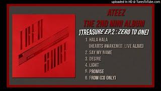 Video [FULL ALBUM] ATEEZ(에이티즈) THE 2ND MINI ALBUM ; TREASURE EP.2 : Zero To One MP3, 3GP, MP4, WEBM, AVI, FLV Februari 2019