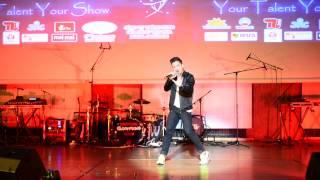 Trọng Hiếu Idol - Uptown Funk live in SiviTa Europe-Berlin 2015, Viet nam Idol 2015, than tuong am nhac 2015, than tuong am nhac viet nam 2015