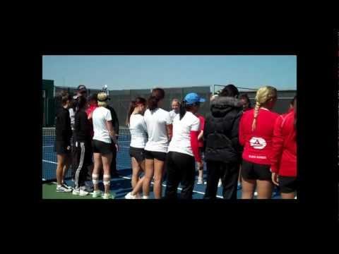 Art U - Cal State Stanislaus Womens Tennis