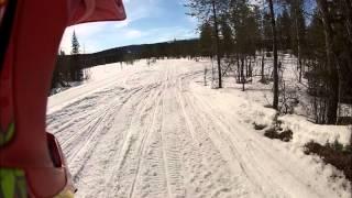 8. Sr Viper Mtx 153 trail test