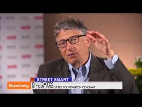 BILL GATES: NOBODY CAN STOP BITCOIN