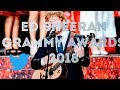 Ed Sheeran Wins Grammy For 'Shape of You' And Twitter Is Furious