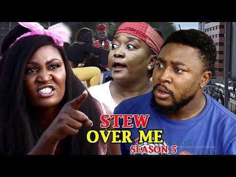 Stew Over Me Season 5 - (New Movie) 2018 Latest Nigerian Nollywood Movie Full HD | 1080p