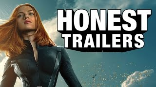 Video Honest Trailers - Captain America: The Winter Soldier MP3, 3GP, MP4, WEBM, AVI, FLV Februari 2019