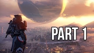 Destiny Gameplay Walkthrough - Alpha Part 1 (PS4/XB1 1080p HD)