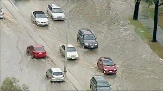 Geelong Australia  city photos : Australia: Geelong hit by freak storm, 'millions and millions' of dollars of damage