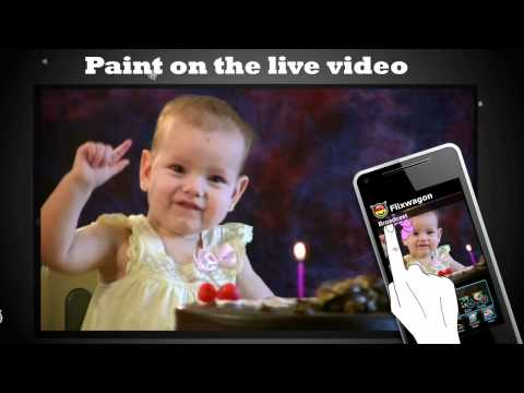 Video of Live Video Share, Geo Edition