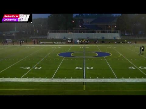 Lady Kahok Soccer vs. Belleville West Regional Championship 5/18/18