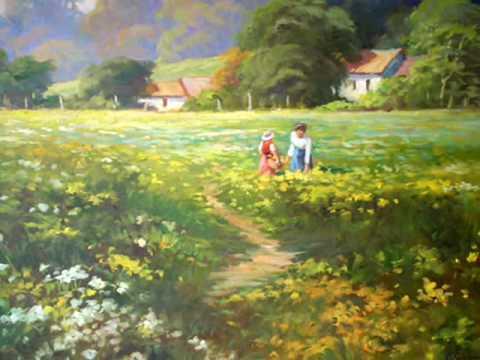 A arte de Jaasiel Valzacchi (paisagens)