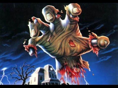 House III: The Horror Show Original Trailer (James Issac, 1989)