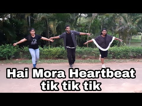 Video Hai Mora Heartbeat Tik Tik || Love Promise || Dance Choreography || Bhubaneswar download in MP3, 3GP, MP4, WEBM, AVI, FLV January 2017