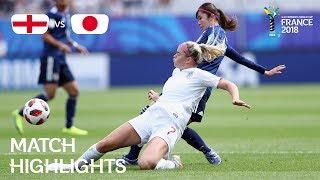 Video England v Japan - FIFA U-20 Women's World Cup France 2018 - Match 30 MP3, 3GP, MP4, WEBM, AVI, FLV September 2018
