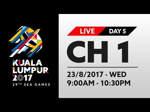 🔴 KL2017 LIVE | 23 August - Channel 1 [SWIMMING, BASKETBALL, GYMNASTICS, FOOTBALL] (видео)
