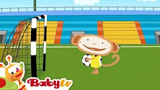 Video ¡¡¡¡GOL!!!! - Oliver, BabyTV Español MP3, 3GP, MP4, WEBM, AVI, FLV Juli 2018