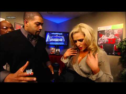 The Great Khali vs. David Otunga: SmackDown, Nov. 2, 2012