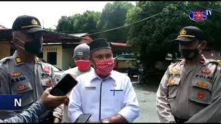 Cegah Penyebaran Covid-19, FPII Bintan Bagikan Masker Pada Pengendara (HARIANSIBER TV)